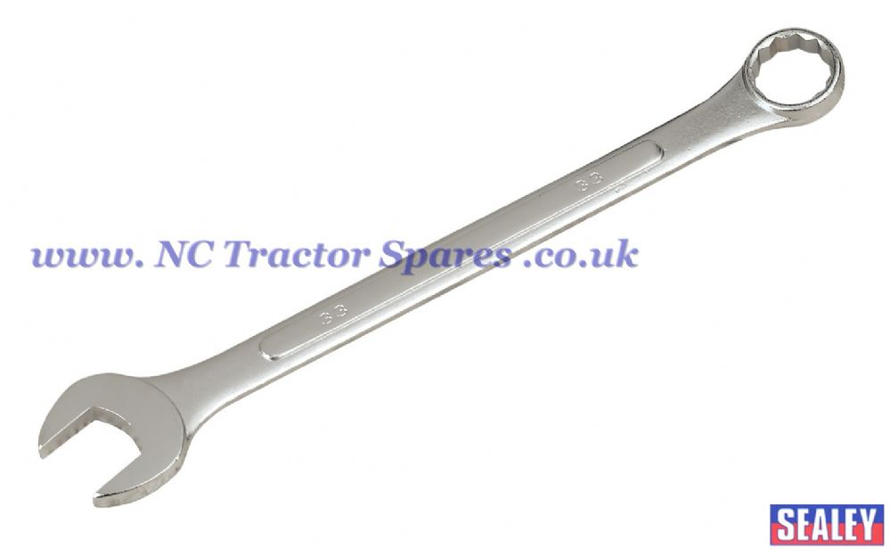 Combination Spanner 33mm